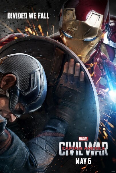 دانلود فیلم Captain America 3 Civil War 2016