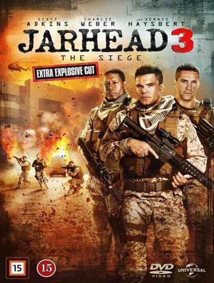 دانلود فیلم Jarhead 3 The Siege 2016 با لینک مستقیم