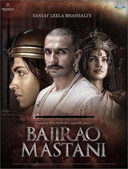 دانلود فیلم Bajirao Mastani 2015 با لینک مستقیم