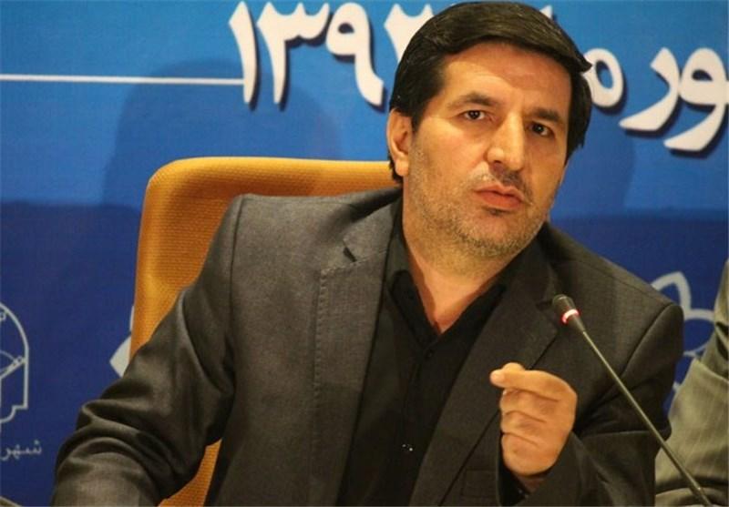 رضا میرزایی رئیس شواری شهر همدان