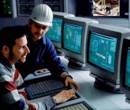 دانلود پروژه سیستم های مانیتورنیگ صنعتی و HMI
