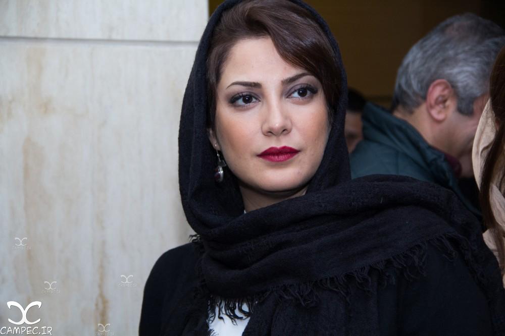 طناز طباطبایی در افتتاحیه جشنواره 35 فیلم فجر
