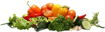 قوی سازی سیستم ایمنی با خوردن سبزیجات