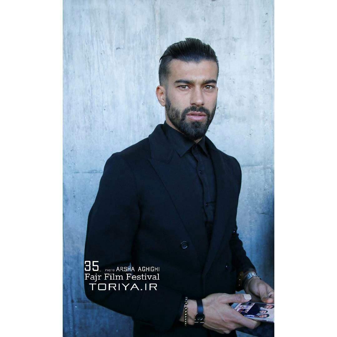 رامین رضاییان در جشنواره فیلم فجر