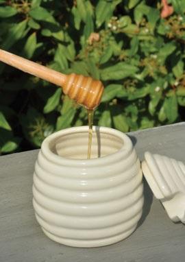 خرید آنلاین ظرف عسل خوری سرامیکی و گن لاغری مردانه با تخفیف ویژه