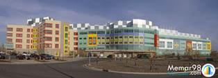 دانلود پاورپوینت بررسی بیمارستان کودکان آلبرتا-کانادا