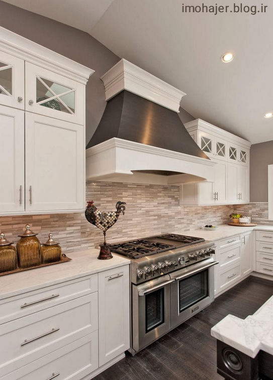 جدیدترین مدل دکوراسیون آشپزخانه مدرن