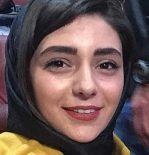 عکسهای هستی مهدوی فر در افتتاحیه سی و پنجمین جشنواره فیلم فجر