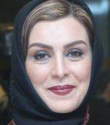 عکسهای ماه چهره خلیلی در افتتاحیه سی و پنجمین جشنواره فیلم فجر