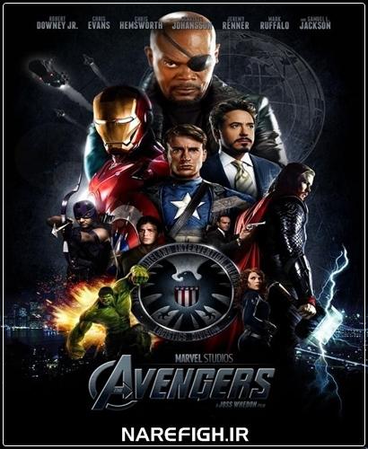 دانلود فیلم سینمایی Avengers Assemble 2012