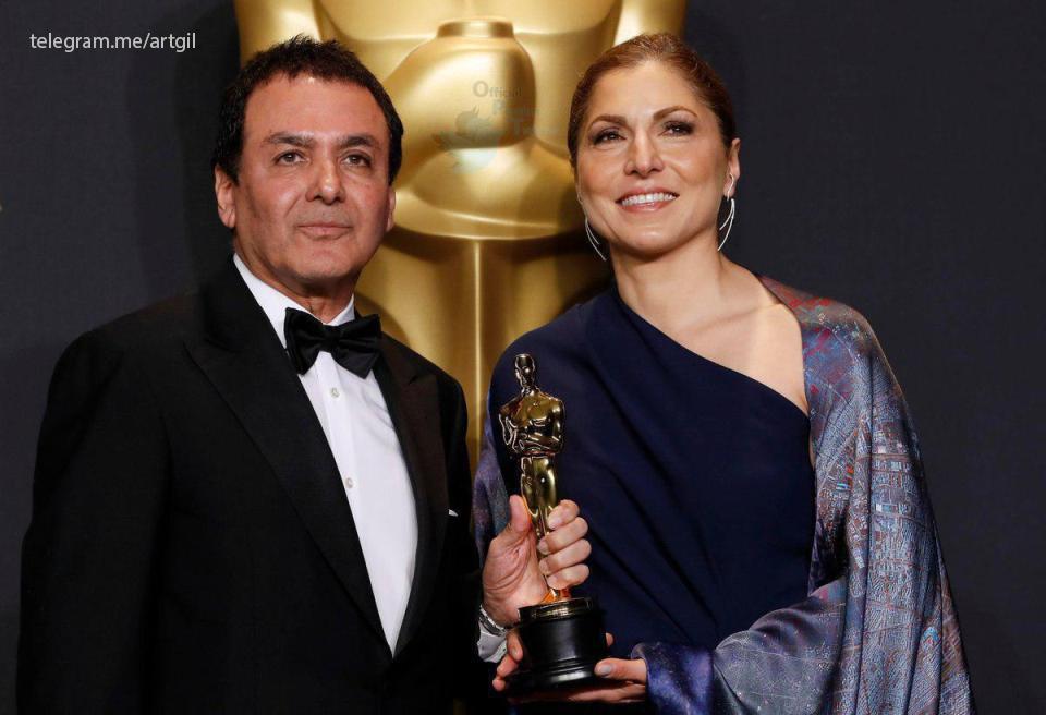 اصغر فرهادی برای دومین بار اسکار برد/ «لا لا لند» شش جایزه به دست آورد