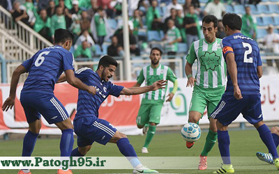 نتیجه و خلاصه بازی استقلال خوزستان و ماشین سازی شنبه 14 اسفند 95