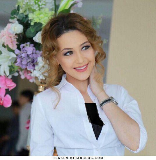 عکسهای لولا یولداشوا زیباترین خواننده ازبکستان
