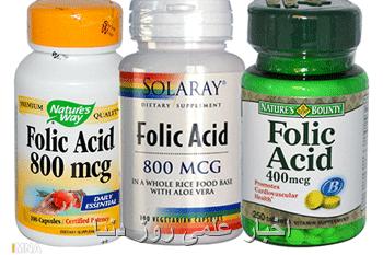 اسید فولیک چیست و چه کمکی به سلامتی میکند؟