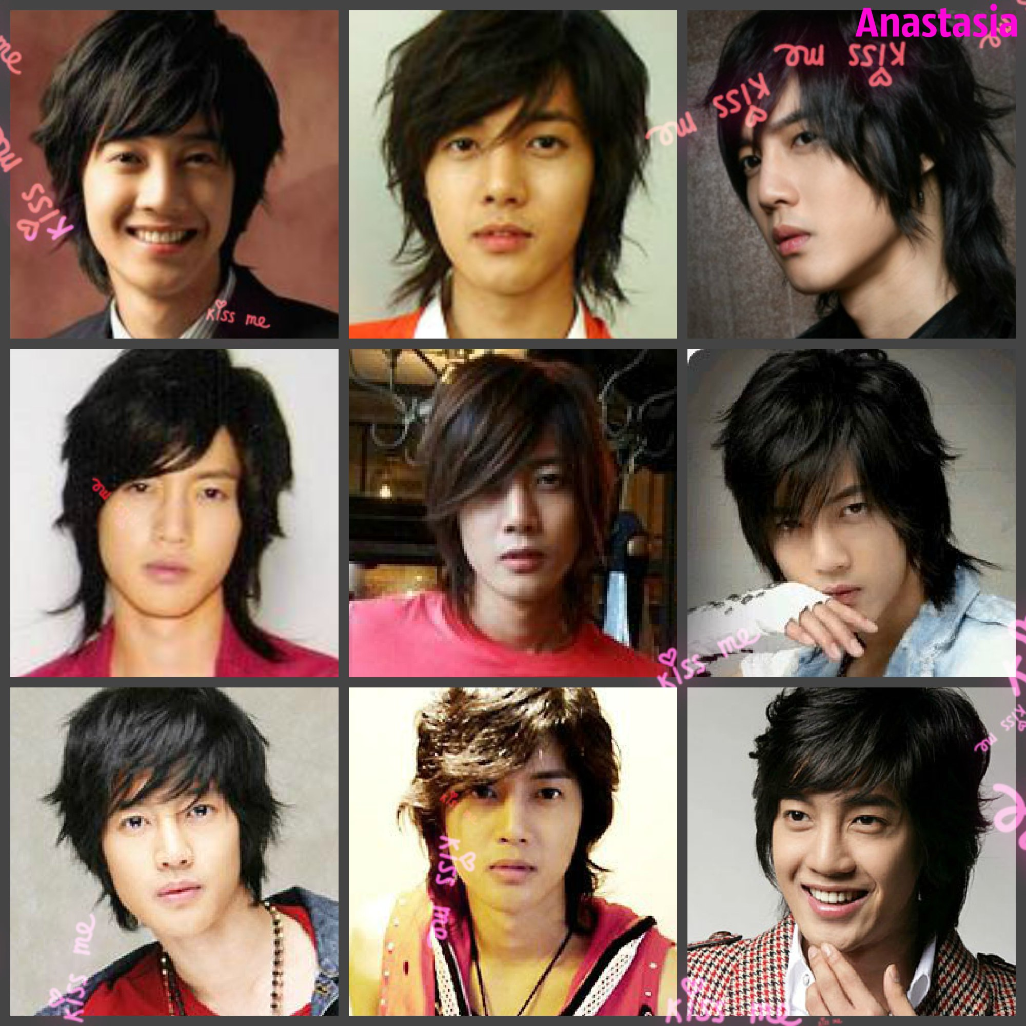 Cute and Young Hyun Joong Part 2