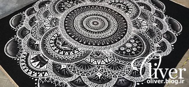 آثار هنرمند نروژی با نمک