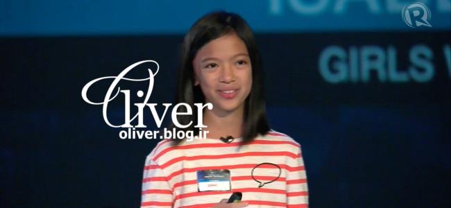 این دختر از سن ۱۰ سالگی مدیریت شرکت خودشرو برعهده داره